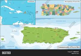 Puerto Rico United States Map by Political Map Of Central America And The Caribbean Nations Maps