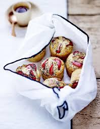 cuisine aux fraises muffins aux fraises et graines de chia pour 6 personnes recettes