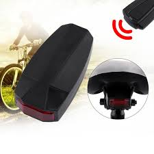 where can i get my tail light fixed 3 in 1 mountain bicycle wireless bicycle alarm taillight rear light