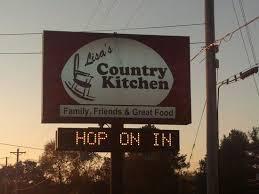 Country Kitchen Restaurant Menu - lisa u0027s country kitchen it was great picture of lisa u0027s country