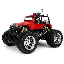 velocity toys jeep wrangler remote control rc truck 1 16 scale big
