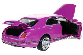 purple bentley mulsanne 1 32 scale diecast alloy metal car model for bentley mulsanne