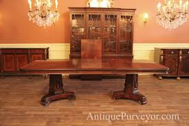 large inexpensive mahogany conference room or dining room table