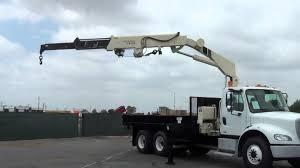 2005 freightliner m112 national n100 7 ton knuckle boom truck