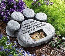 headstones for dogs cat waterproof pet memorials urns ebay