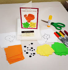 thanksgiving cards a how to for teachers books n nooks