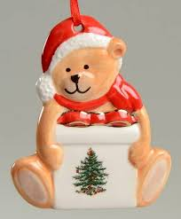 your favorite brands spode tree ornaments at