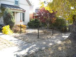 gallery of decorative fence front yard 7658