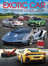 dupont registry car buyers guide 2017 dupont registry gear
