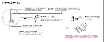autometer air fuel gauge wiring diagram in ratio gooddy org