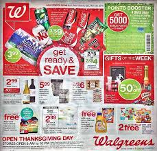 kmart thanksgiving day hours walgreens thanksgiving sale ad posted blackfriday fm