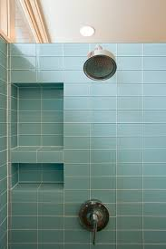 bathroom inspiration contemporary shower niche recessed shelves