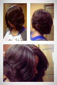 back images of african american bob hair styles i love this layered bob look but i could never cut my hair this