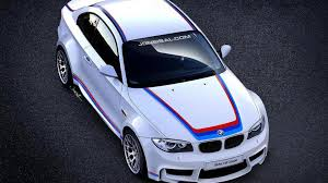 Bmw M1 Coupe Bmw 1 Series M Coupe Gts Csl For 2012