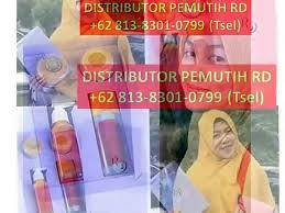 Pemutih Rd murah aman 62 813 8301 0799 krim pemutih rd dailymotion