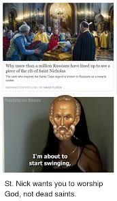 St Nicholas Meme - 25 best memes about saint nicholas saint nicholas memes