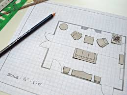 Standard Measurement Of House Plan by How To Create A Floor Plan And Furniture Layout Hgtv