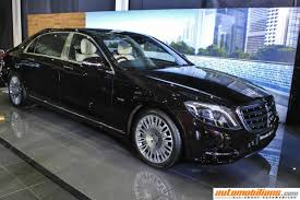 maybach mercedes 2015 mercedes maybach s600 launched in india at rs 2 60 crores ex