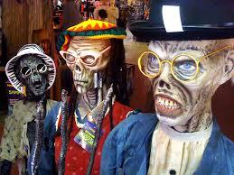spirit halloween store around carson evil pins pinterest