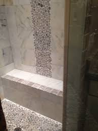 mosaic tiles in bathrooms ideas 398 best shower pebble tile and tile ideas images on