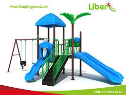 Backyard Playground Slides by Wonderful Backyard Playground Slides With Swing