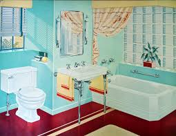 lisa u0027s retrostyle mid century home decor bathrooms