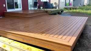 hit the deck fantastic composite deck by shawn my windsor