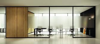 Inscape Office Furniture by Fixed Partition Glazed For Offices Aria Inscape Videos