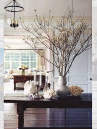white coral home decor dark coastal hues decorating with coral glass and twigs design