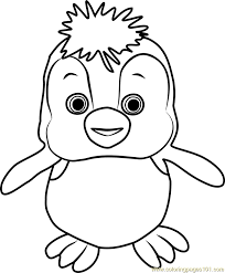 Penguin Coloring Pages Penguin Coloring Page Free Masha And The Bear Coloring Pages by Penguin Coloring Pages