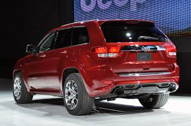 jeep suv 2011 2012 jeep grand cherokee srt8 suv unveiled at new york auto show