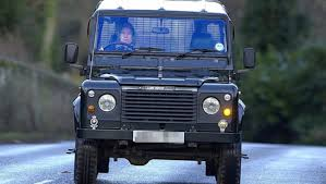 land rover skyfall land rover defender production to end on friday itv news