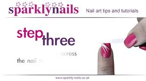 nail art tutorial how to use nail art stripers youtube