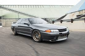 nissan skyline new era for sale collectible classic 1989 1994 nissan skyline gt r r32
