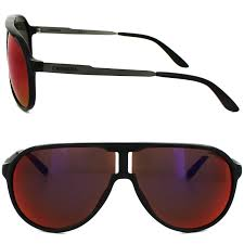 carrera sunglasses carrera sunglasses new champion lb0 bj black dark ruthenium dark