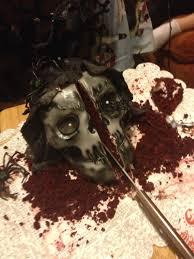 3d skull birthday cake birthday