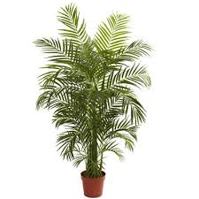 Palm Tree Runner Rug Faux Areca Palm Tree In Pot U0026 Reviews Joss U0026 Main