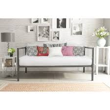 bedroom metal daybed iron daybed with trundle metal daybed