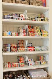 Kitchen Pan Storage Ideas by Best 25 Pantry Storage Ideas On Pinterest Kitchen Pantry