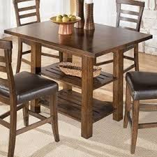 furniture kitchen table counter height table foter