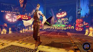 street fighter v halloween cammy u0027s english manor stage