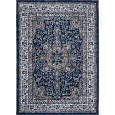 Silk Shag Rug Luxury Idea Navy Blue Rug Astonishing Decoration Plush Collection