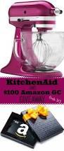 Purple Kitchenaid Mixer by Kitchenaid Kitchenaid Giveaway Amazon Giveaway Giveaway