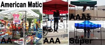Tenda Lipat Ukuran 3x3 terjual jual tenda lipat american matic besi hitam 2x2 2x3 3x4