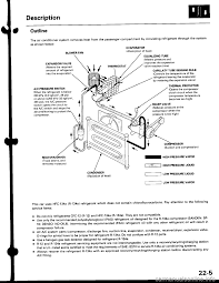 bulb honda civic 1997 6 g workshop manual