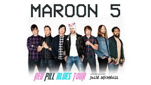 maroon 5 fan club how to get maroon 5 tickets red pill blues 2018 tour