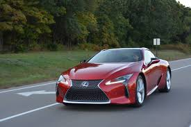 lexus 2017 lc500 2018 lexus lc 500 review gtspirit