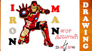 how draw iron man full body easy for kids from avengers how draw iron man full body easy for kids from avengers superheroes and color mrusegoodart