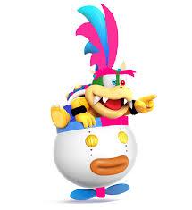 cartoon car png image abel koopa in his koopa clown car png koopaling wiki