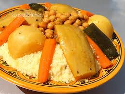 recette cuisine couscous recette de couscous au boeuf كسكس بلحم البقر couscous with beef